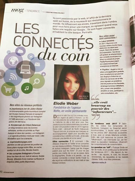 Branding Agence Connectée