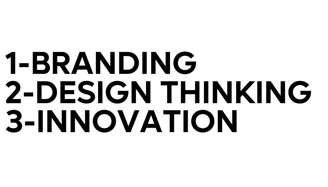 brand design thinking